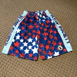 Flow Society Lacrosse Shorts Size M